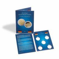 Münzkarte Für 5 Dt. 2-Euro-Gedenkmünzen Bundesrat (Jg. 2019) - Zubehör