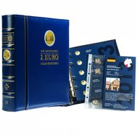 Nachtrag 2019 Für Classic-Album Für Dt. 2-Euro-Gedenkmünzen Bundesrat - Zubehör