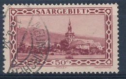 "SARRE - SAAR - Mi Nr 114 -  Stempel ""NEUNKIRCHEN"" - (Ref. 12) - 1920-35 Société Des Nations"