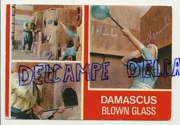 Syrie. Damas. Le Palais Azem. Souffleur De Verre  1983 - Syrie
