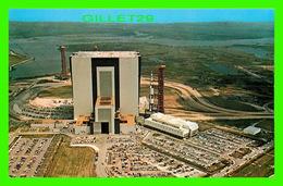 ESPACE - JOHN F. KENNEDY SPACE CENTER, N.A.S.A. - THE APOLLO/SATURN V FACILITIES - - Espace
