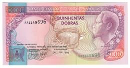 Saint Thomas E Prince 500 Dobras 26/08/1993 UNC .C4. - San Tomé E Principe