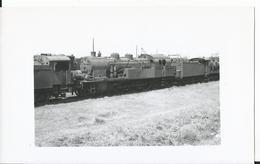 Photo - Reding - Locomotive 232T407  -à Identifier -  - Thème Chemin De Fer - Train   - - Trains