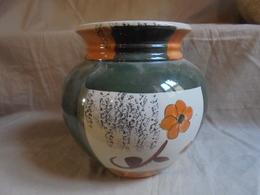 Vintage - Vase - Pot à Fleurs - Céramiques