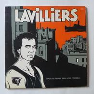 LP/ Lavilliers - Tout Est Permis, Rien N'est Possible / 1984 Barclay - Pochette Tardi - Autres - Musique Française