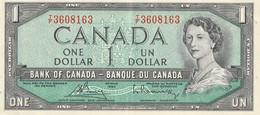 1 DOLLAR 1966 - Canada