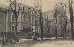 Millau-eglise Saint-françois Et College-vespasienne,urinoir - Millau