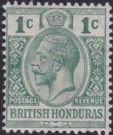 British Honduras   .   SG  .   101a   .    *  .     Mint-hinged    .   /    .   Ongebruikt - Brits-Honduras (...-1970)