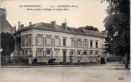 61 ALENCON - école Primaire Publique De Jeunes Filles - Alencon