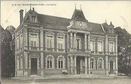 9069 - CPA Bourgtheroulde - La Mairie - Bourgtheroulde