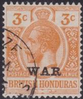 British Honduras   .   SG  .   118  .     O      .    Cancelled    .   /    .    Gebruikt - British Honduras (...-1970)