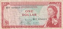 1 DOLLAR - Oostelijke Caraïben