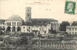 -dpts Div. -ref-AH712- Ariège - Rimont - Mairie Et Eglise - Edit. Labouche - N° 490 - Carte Bon Etat - - France