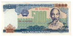 Vietnam 5000 Dong 1987 UNC .C4. - Vietnam