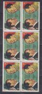 P235. 6x Ajman - MNH - Famous People - Mao - Célébrités