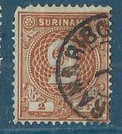 Surinam 1873 Yvert N° Obliteration Ramaribo - Surinam ... - 1975