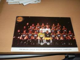 Football Galaxy 1996 Major League Soccer Estern Conference Champions - Soccer
