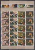 P236. 5x Fujeira - MNH - Art - Paintings - Arts