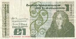 1 POUND 1980 - Ierland