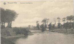 Nieuwpoort - Nieuport-Ville - Anciennes Fortifications - Nieuwpoort