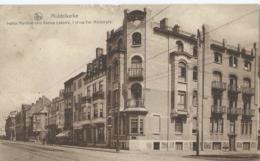 Middelkerke - Institut Maritime Coin Avenue Léopold, 7 Et Rue Van Himberghe - Middelkerke
