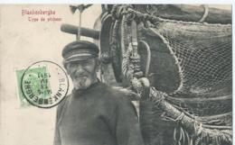 Blankenberge - Blankenberghe - Type De Pêcheur - Edit. V.G. - 1911 - Blankenberge