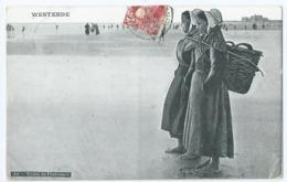 Westende - Types De Pêcheuses - 1908 - Westende