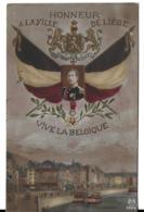 Honneur à La Ville De LIEGE (Belgique) - Oorlog 1914-18