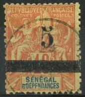 Sénégal (1887) N 26 (o) - Senegal (1887-1944)
