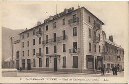 SAINT JEAN DE MAURIENNE Hôtel De L' Europe - Saint Jean De Maurienne