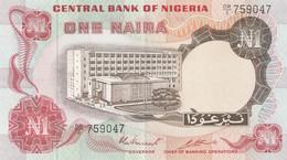 1 NAIRA 1967 - Nigeria