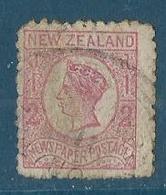 New Zeland 1875 Yvert N° - 1855-1907 Colonie Britannique