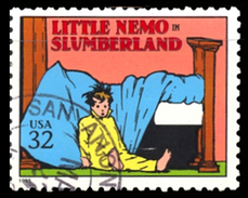 Etats-Unis / United States (Scott No.3000bc - Bande Dessinée / Comic Strip) (o) - United States