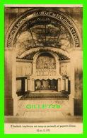 RELIGIONS - ELISABETH IMPLETUM EST TEMPUS PARIENDI, ET PEPERIT FILIUM -  LIEU DE NATIVITÉ DE S. JEAN BAPTISTE - - Lieux Saints