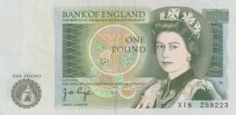 1 POUND 1963 - 1952-… : Elizabeth II