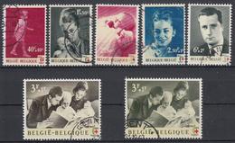 BELGIË - OPB - 1963 - Nr 1262/68 - Belgique