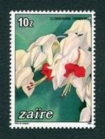 Clerodendron Thompsonii (Fleur) - Zaïre - 1984 - Zaïre
