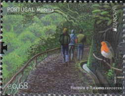 Portugal - Madeira 308 (complete Issue) Unmounted Mint / Never Hinged 2011 Forest - Madeira