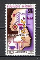 GABON PA N° 93  NEUF SANS CHARNIERE COTE  1.80€   EUROPAFRIQUE - Gabon (1960-...)