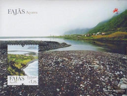 Portugal - Azores Block50 (complete Issue) Unmounted Mint / Never Hinged 2012 Fajas - Azores