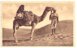 LIBIA - VIAGGIO NEL DESERTO --- E0689 - Libia