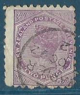 New Zeland 1882 Yvert N° Oblteration Hokitixa - 1855-1907 Colonie Britannique