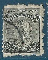 New Zeland 1882 Yvert N° 67 - 1855-1907 Colonie Britannique