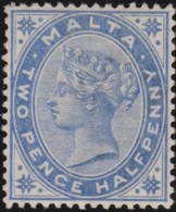 Malta   .   SG  .     26      .    *  .     Mint-hinged    .   /    .   Ongebruikt - Malta (...-1964)