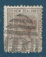 New Zeland 1882 Yvert N° - 1855-1907 Colonie Britannique