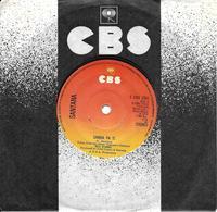 """Santana  """"  Samba Pa Ti  """" - Vinyles"""