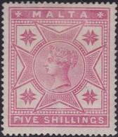 Malta     .   SG  .     30     .    *  .     Mint-hinged    .   /    .   Ongebruikt - Malta (...-1964)