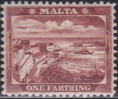 Malta     .   SG  .     31     .    *  .     Mint-hinged    .   /    .   Ongebruikt - Malta (...-1964)