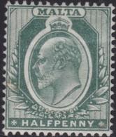 Malta     .   SG  .     38     .    *  .     Mint-hinged    .   /    .   Ongebruikt - Malta (...-1964)