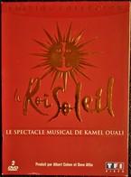 Le Roi Soleil - Le Spectacle Musical De Kamel Ouali - Coffret Deux DVD  . - Comedias Musicales